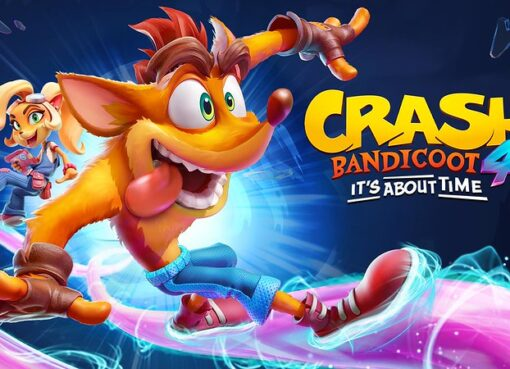 Crash Bandicoot 4: It's About Time' Finally Gets a PC Release Date