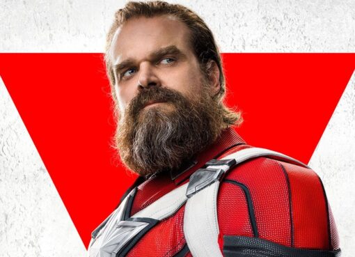 David Harbour Proposes Two Ideas for a Red Guardian Solo Film Black Widow