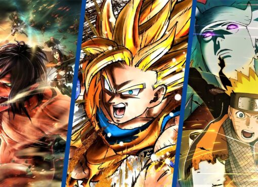 The best anime games for PC, PS4 and Xbox One
