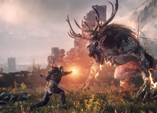 The Witcher 3 game release date for ninth generation consoles